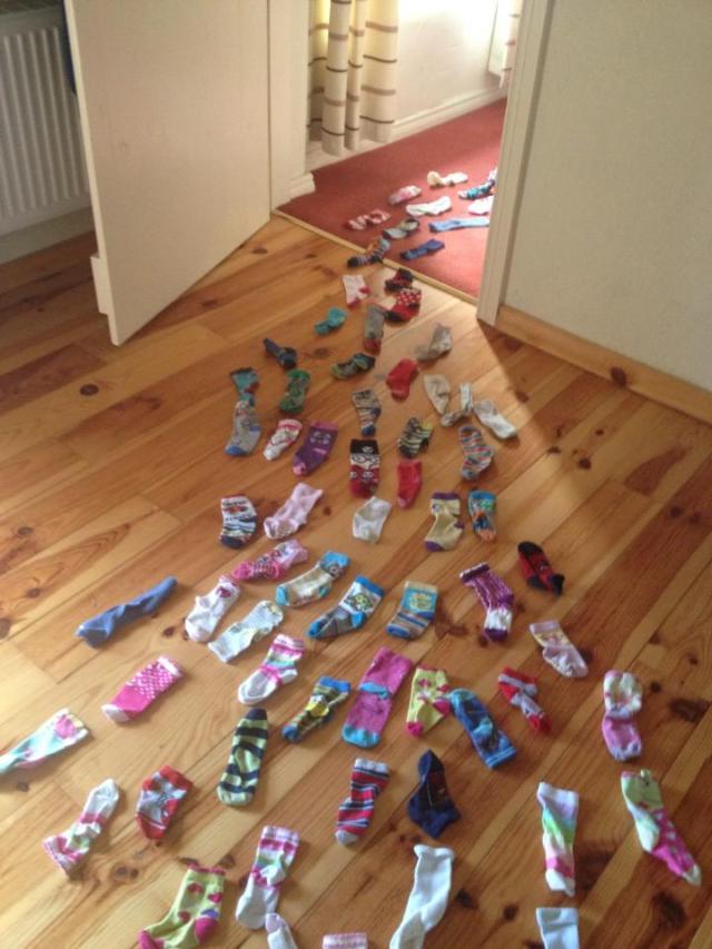 Odd Socks Mob